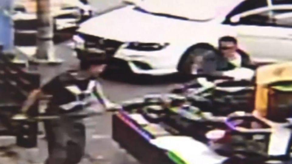 埔里街頭槍響 警逮3人起獲1長槍、2模型槍