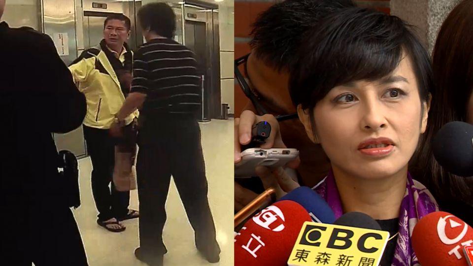李永得「穿拖鞋」遭盤查爆氣 警方說法邱議瑩批「超級瞎!」