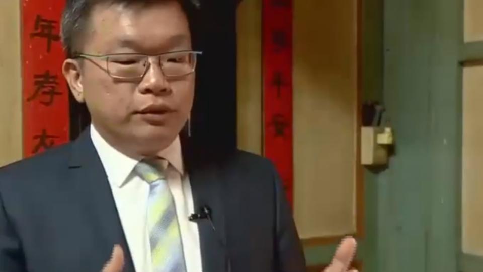 瞇瞇眼也有寬廣視野 專訪立院副院長蔡其昌
