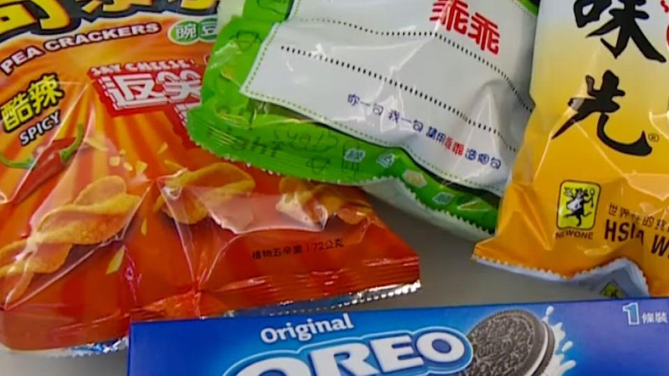 不僅乖乖! 餅乾、飲料老牌 他廠商合作推新包裝