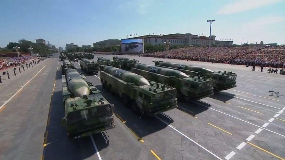 東風16瞄準台灣!馮世寬有把握「境外擊落」 專家好擔心