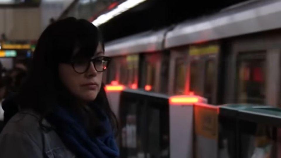 外國人拍短片讚北捷 「世界上最好捷運」