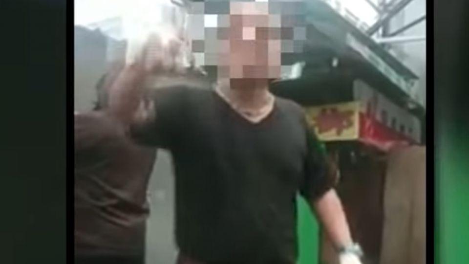瑞豐夜市「假地主」強收權利金 不給錢恐嚇、砸攤