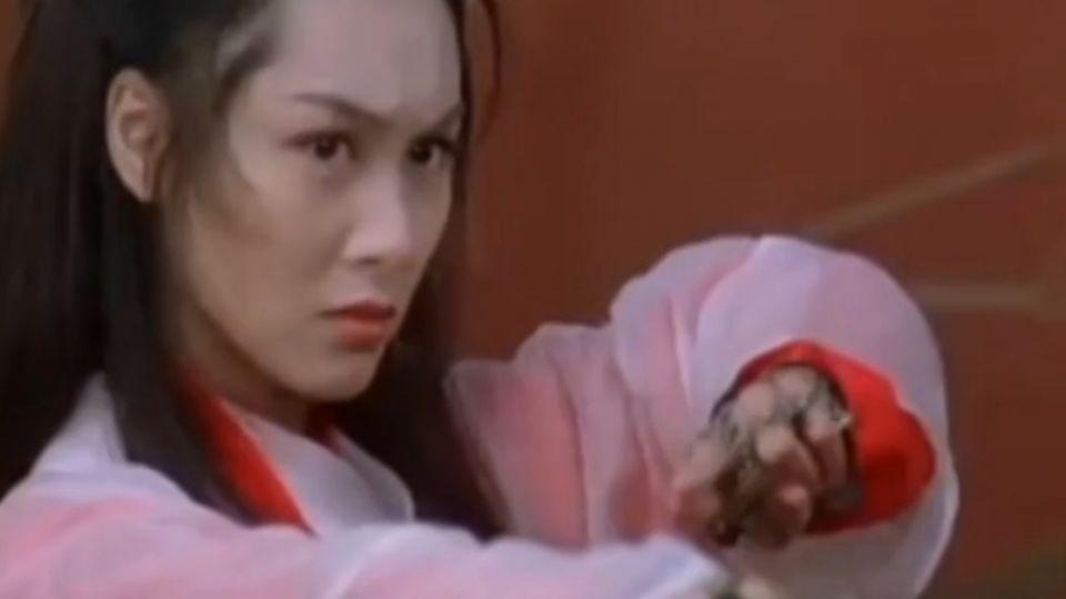 朱茵隔22年再扮紫霞仙子 凍齡逆天無違和