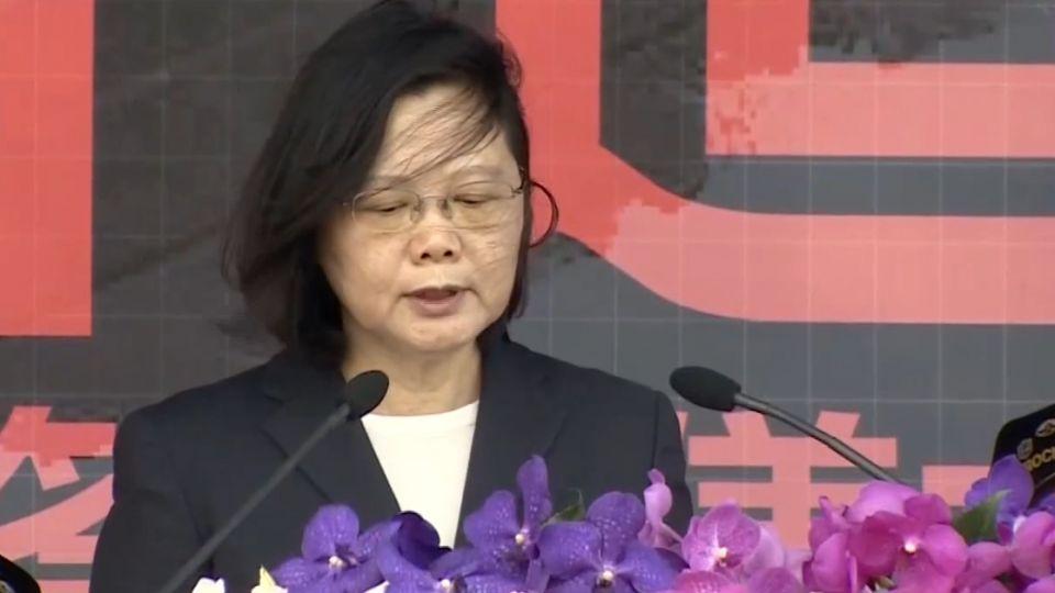 蔡啟動潛艦國造「歷史性一步」 預計2024交艦