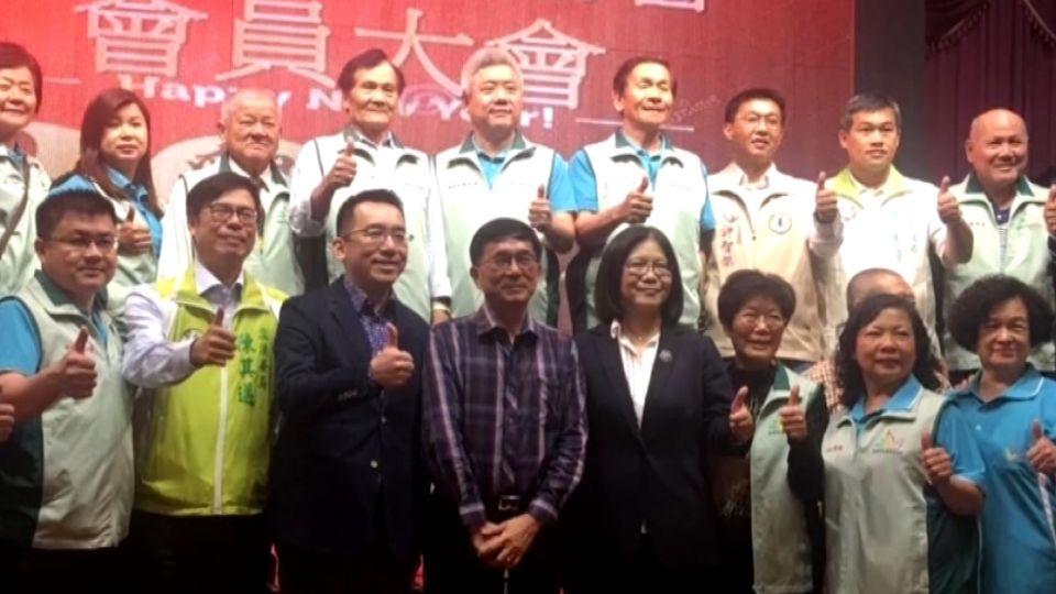 陳水扁保外就醫 連參加二場活動被批跑攤