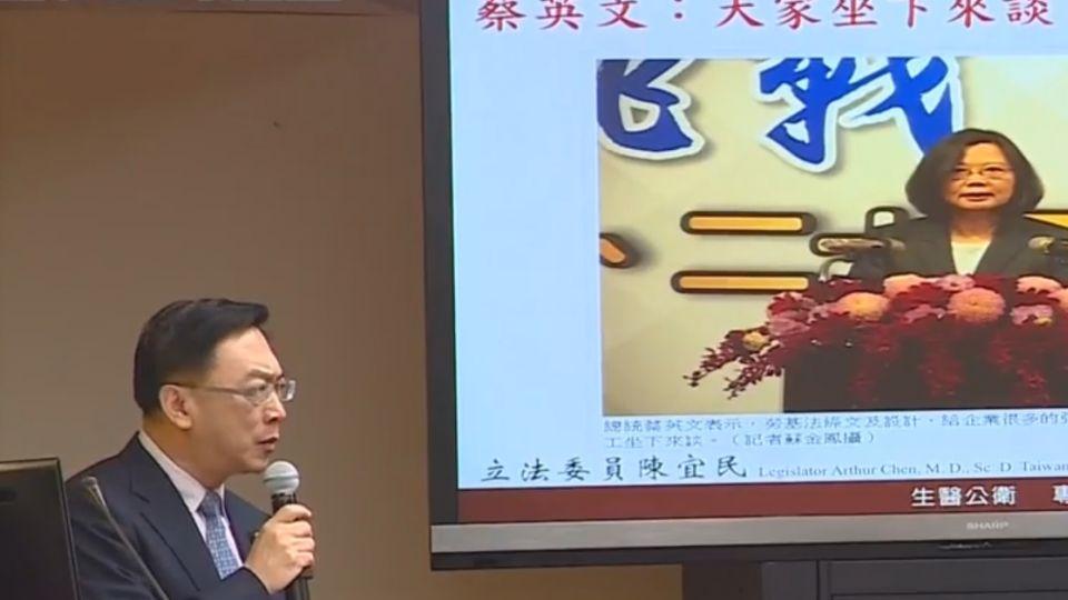 勞工連上24天班「不違法」  林美珠:民85年就有規定