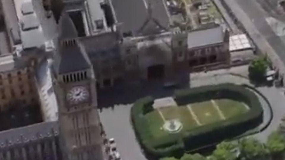 英國會恐攻5死40傷 東森記者現場直擊