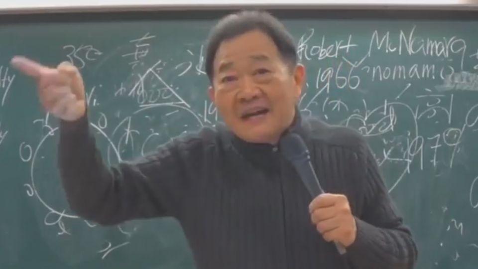 「執法難道要問Please」 台大教授李錫錕挺警察