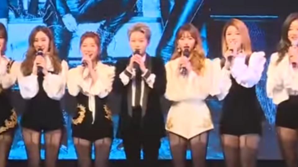 複製韓女團成功模式 「蜜蜂少女隊」在台亮相