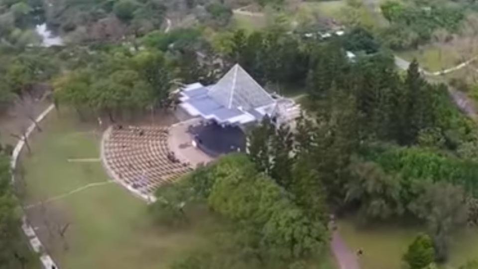 大安森林公園考驗! 僅容納5千人恐湧數萬人
