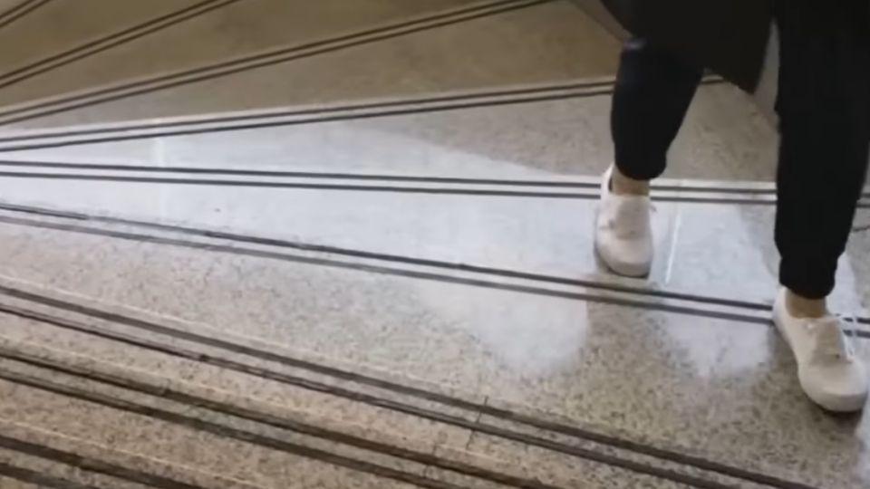 唐飛、辜成允接連摔 建管處要求晶華「封梯」