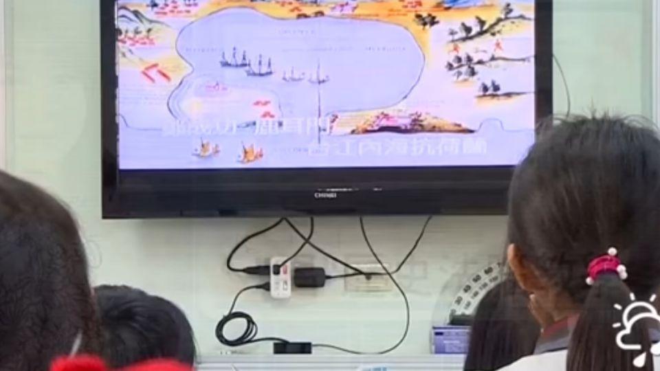 台灣史改編流行歌曲 學生「唱」歷史輕鬆記憶