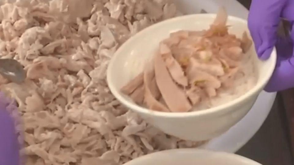 網友列22家火雞肉飯一日行程 民眾:吃不消