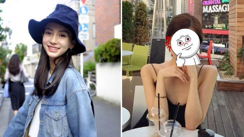 韓女模花百萬整成Angelababy 網友卻說像潤娥