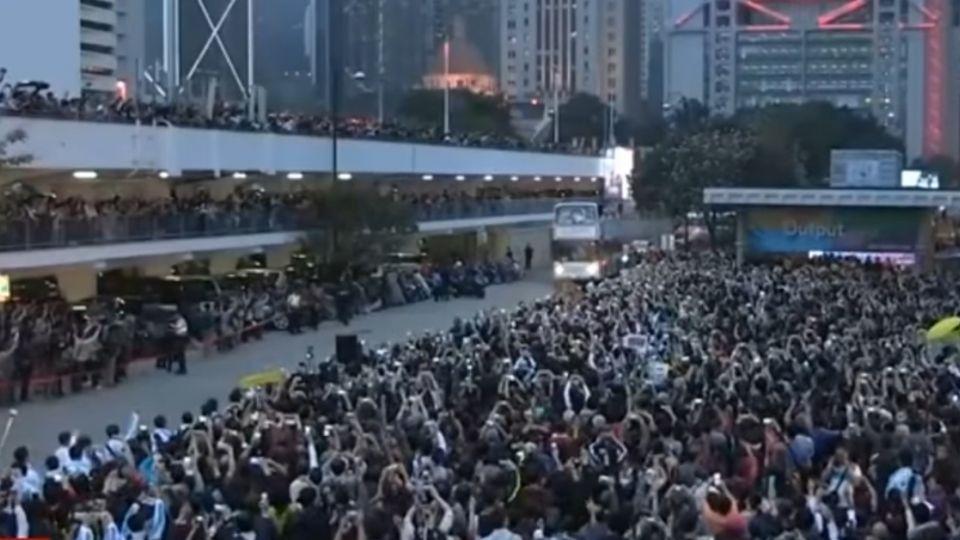 強大民意對抗北京旨意 港特首選舉有變數?