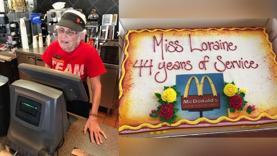 狂吃44年麥當勞!94歲阿嬤員工不退休 超高人氣網瘋朝聖