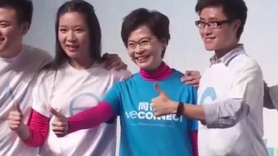 香港特首選舉出爐 「北京支持」林鄭月娥得票逾700票當選