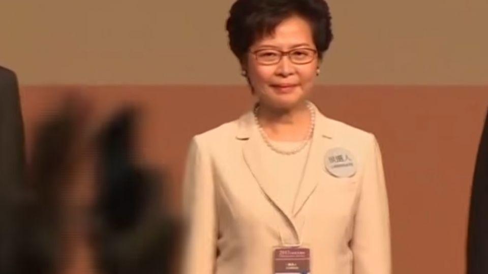 噓聲戰讚聲! 林鄭月娥777票當選首位女特首