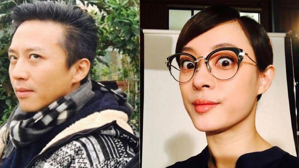 100%無違和!孫儷搞怪照被出賣 網友大驚:女版鄧超!
