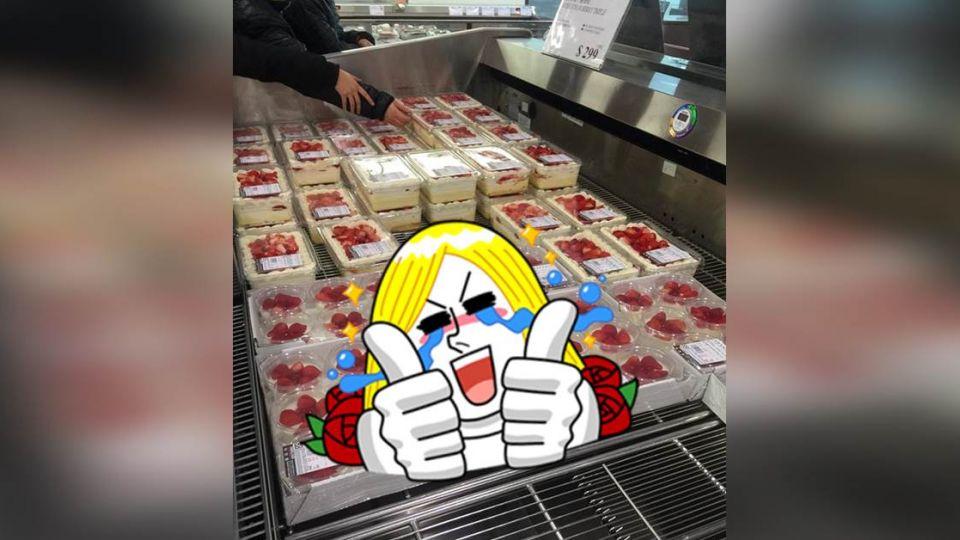 好市多草莓蛋糕人氣大減 網改推「隔壁那個」超好吃!
