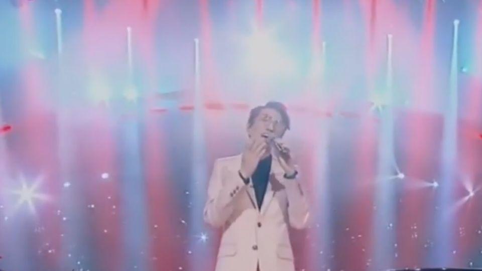 林志炫再戰「歌手」 真假音切換震撼全場