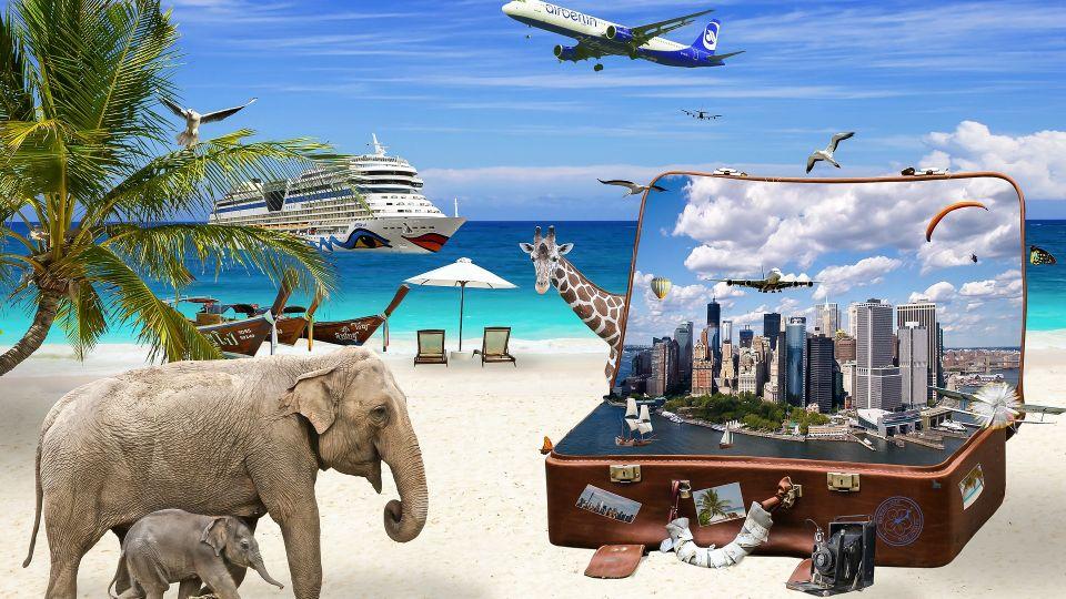 「地表最爽」工作又來了!月薪30萬還送你環遊世界三個月