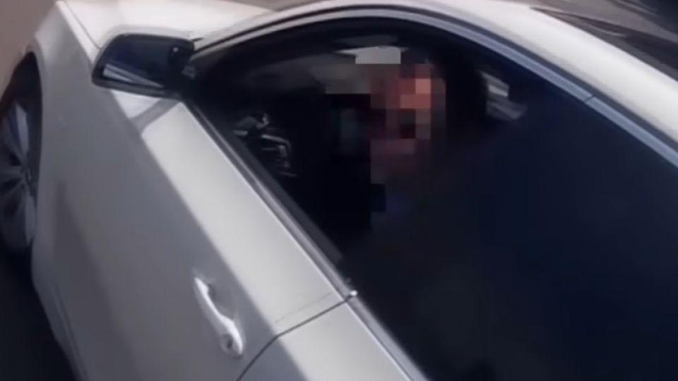 逼車惡霸打人嗆警 連犯6案件遭逮判拘役