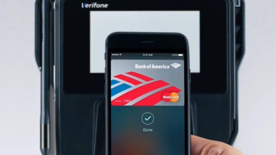 Apple Pay明天登台 iPhone6以上才適用