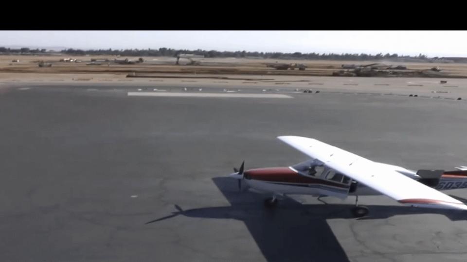 美飛行學校突停課 近60名台生飛行執照恐泡湯