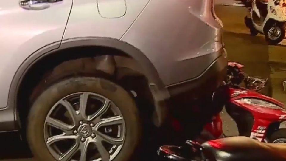 「救我小孩」!休旅車倒車撞4歲童 母心急求救
