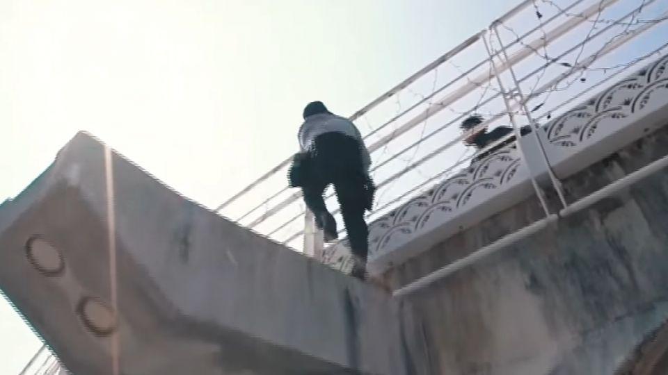 「2017警察魂」微電影 呈現員警永不放棄情神