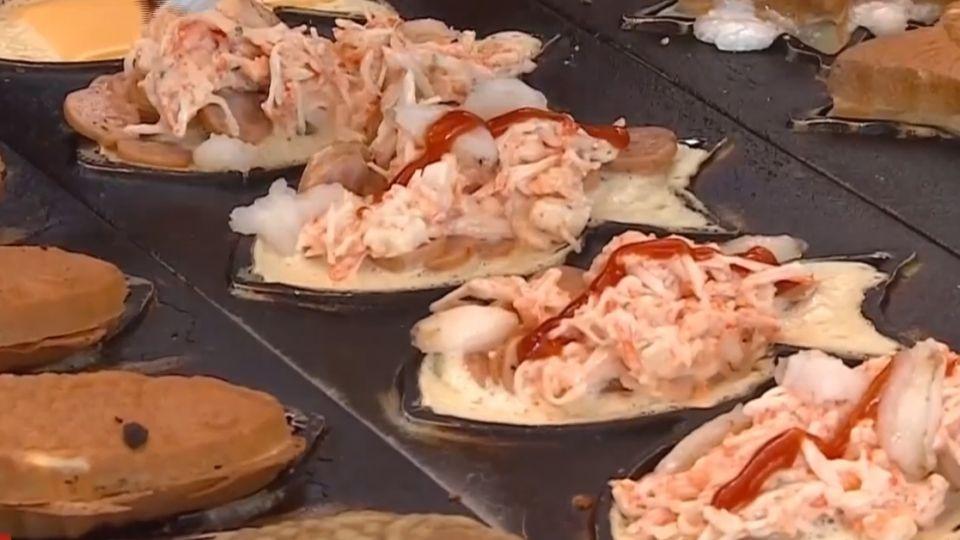 隱藏版口味沒吃過 鯛魚燒「阿伯」是7年級女生
