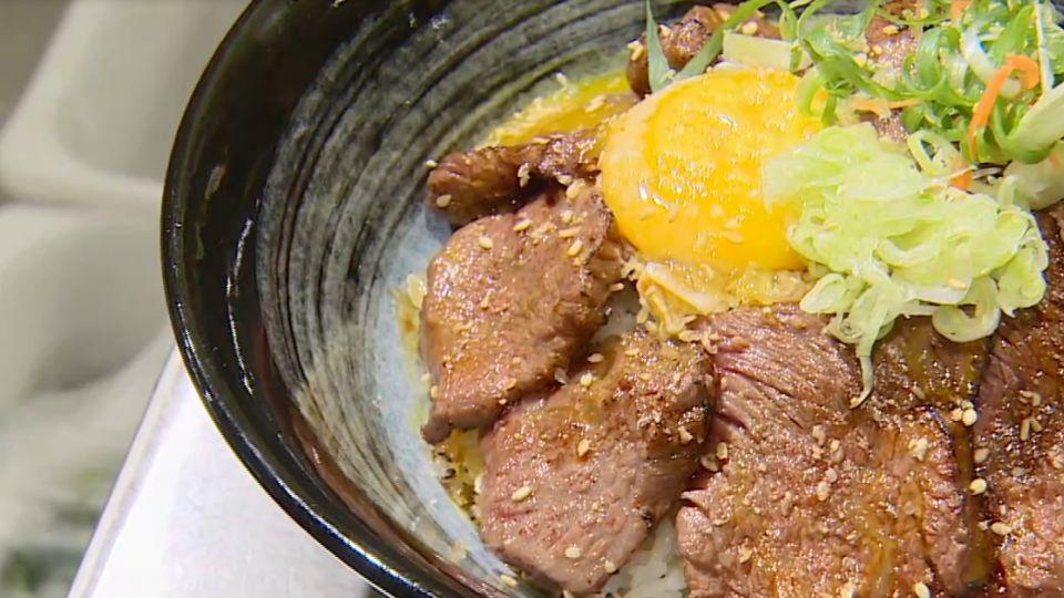 丼飯如何「肉量最大化」? 最後鋪排是關鍵