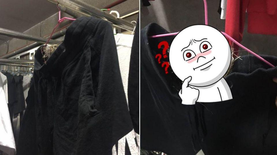 褲子晾宿舍1個月慘變「這樣」 網友笑:熟悉的味道最對味