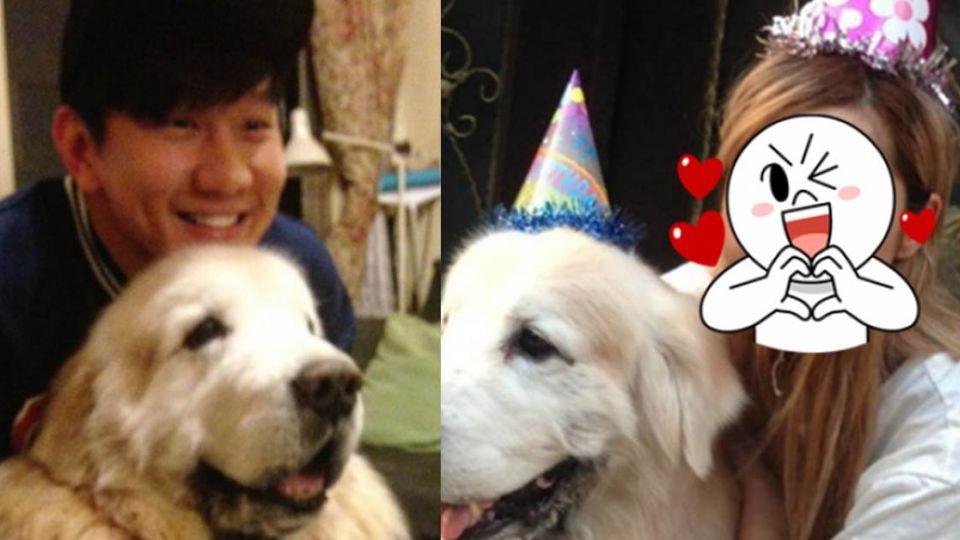 林俊傑秘戀女團成員曝光 定情犬IG甜喊「孩子的爸」