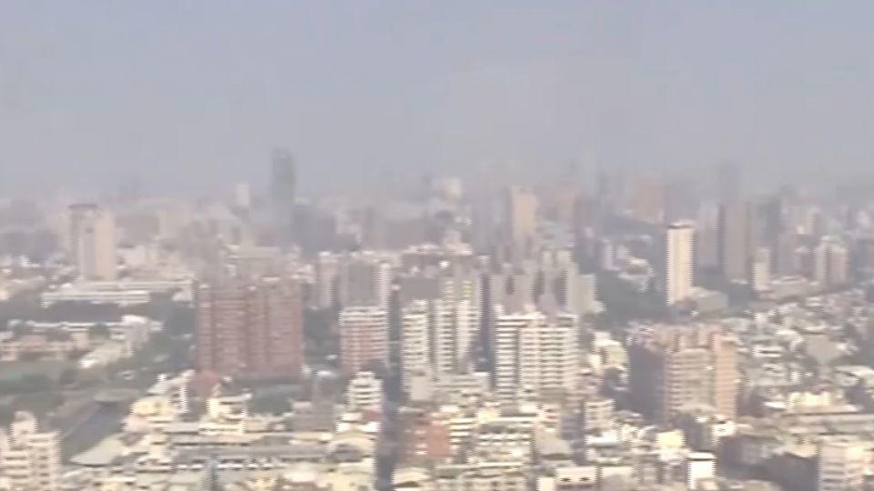 改善空汙有成!台中PM2.5兩年下降4.2微克