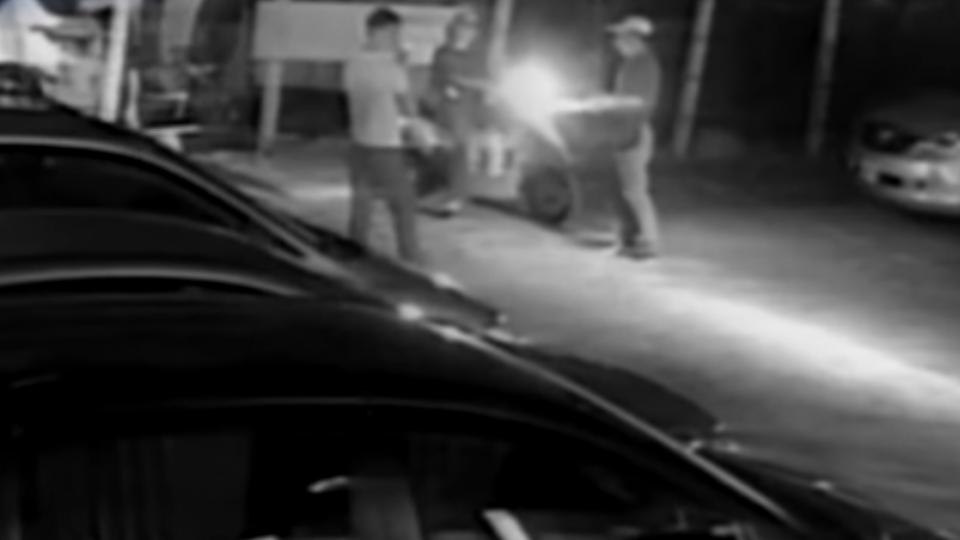 逢甲商圈傳槍響 疑停車糾紛!黑衣人攻擊4傷