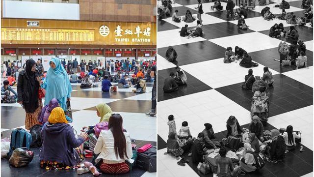 【美麗佳人】特別報導/漂流的異鄉人:外籍移工在台灣