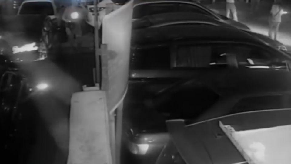 逢甲商圈槍響4傷 疑停車糾紛 鎖定黑衣人