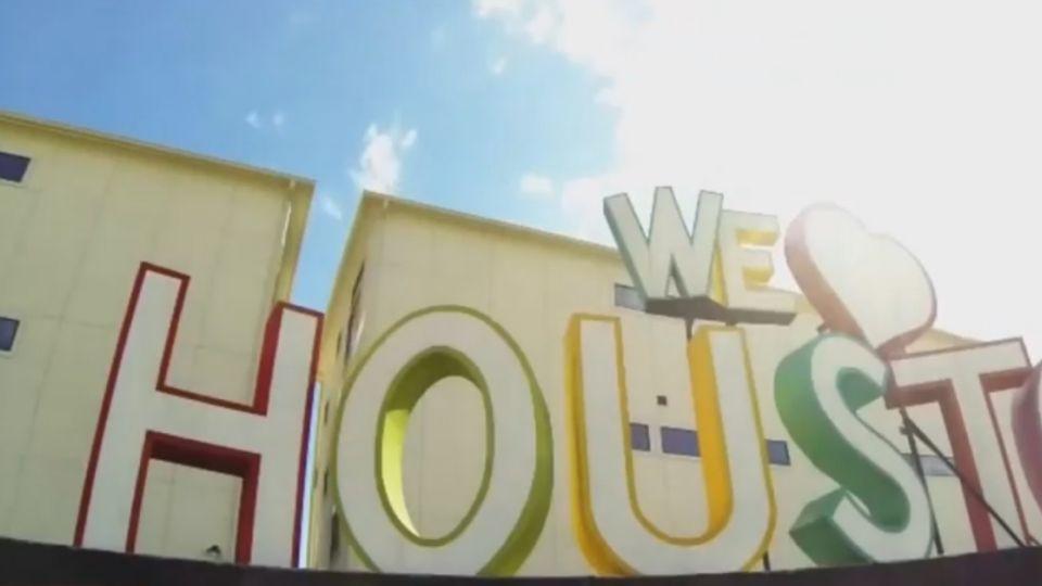 美第二大劇院區 「休士頓被鼓舞」壁畫必遊
