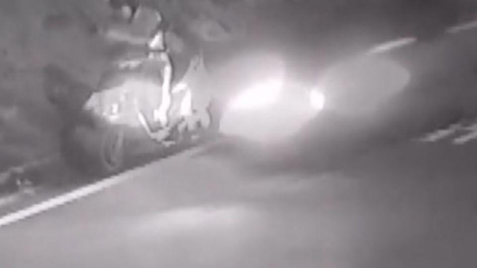 誇張!酒駕累犯又肇事 醉女開車高速撞騎士