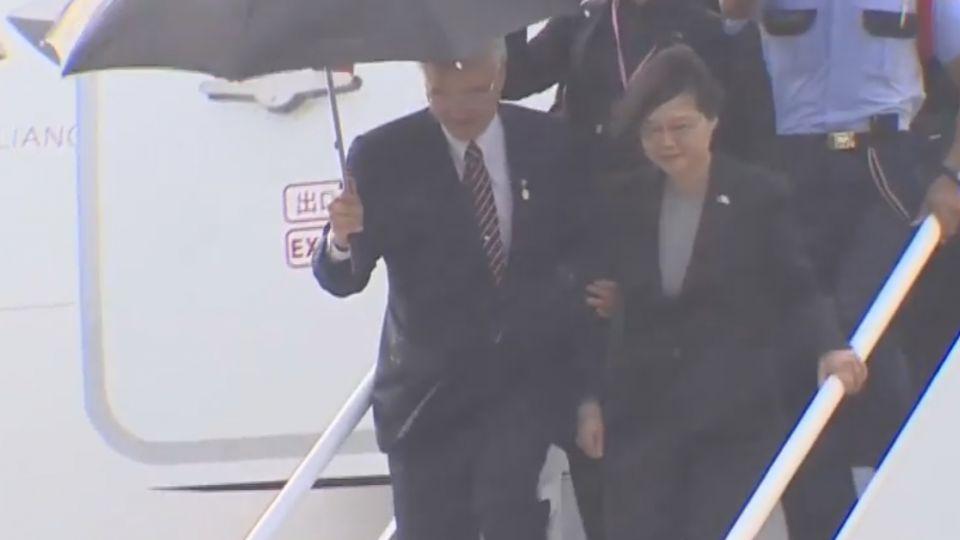 蔡總統下半年出訪 南太平洋列考慮選項