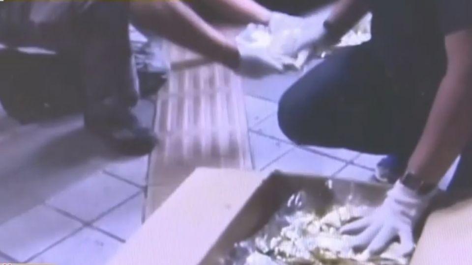 警抓藥頭查獲4千包毒咖啡! 毒販瞎辯:都我要吃的