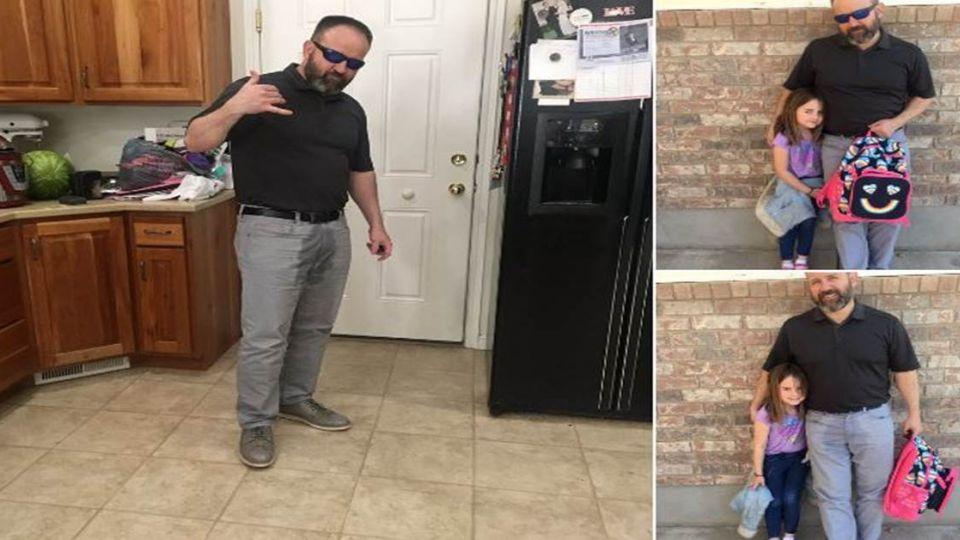 6歲女童學校尿褲子 暖爸這做讓網友讚爆