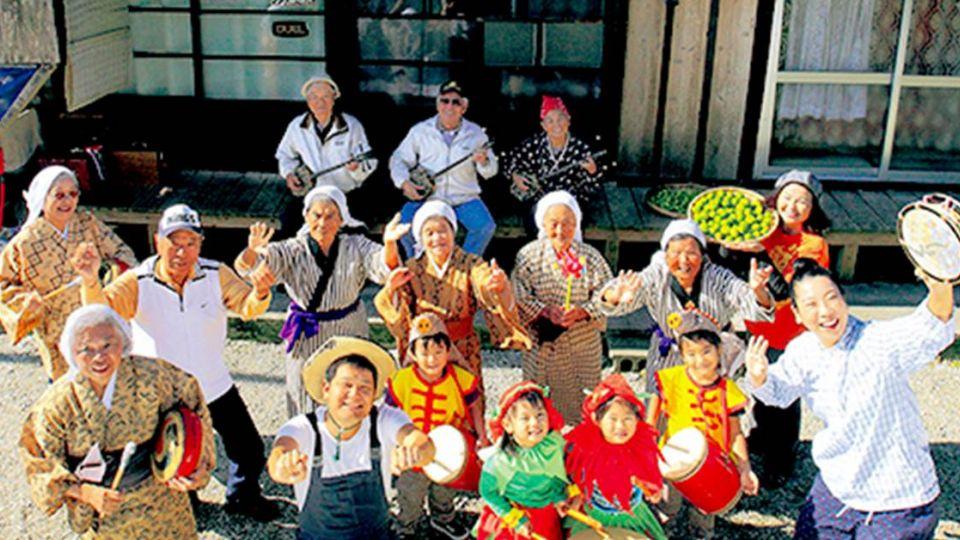 日本第一長壽村 4種「必吃食物」大揭秘