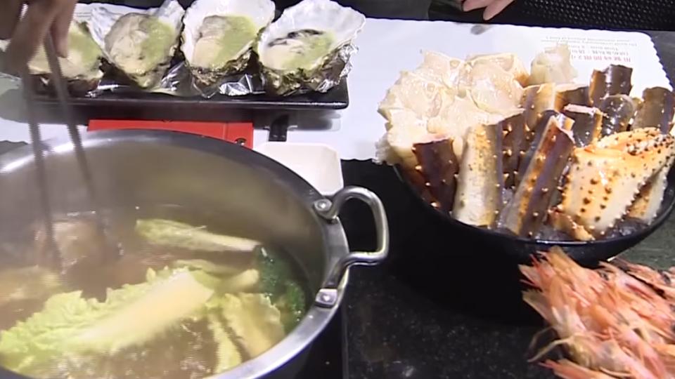 帝王蟹吃到飽經營難!食材、人力要HOLD住