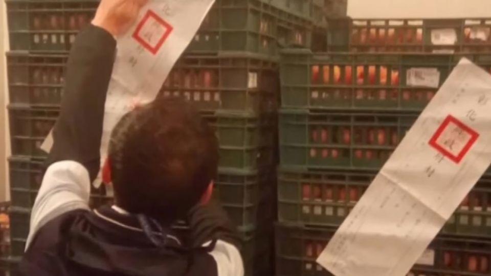 鴻彰雞場戴奧辛蛋檢驗結果出爐! 農委會:恐飼料汙染