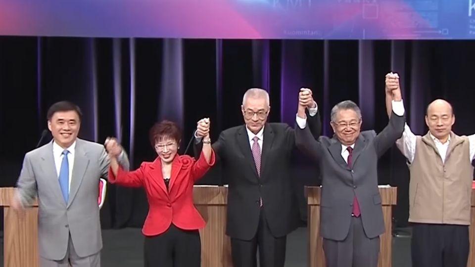 曾爆「台灣國民黨」議論 柱質問吳:會台獨嗎?