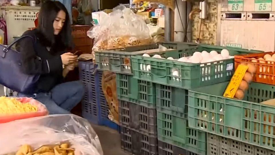 直擊雜貨店、小吃店!追散裝蛋「溯源標示」